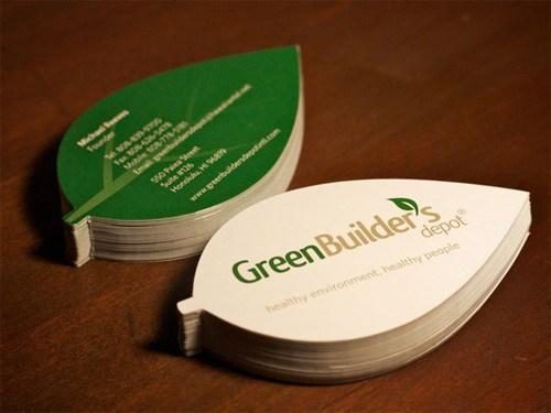 GreenBuilder's Depot