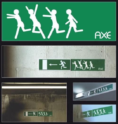 17. Axe Exit