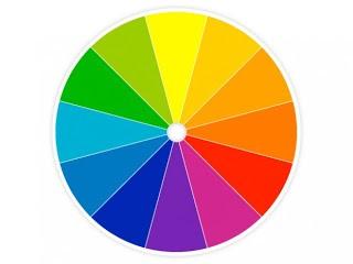 Цвета спектр