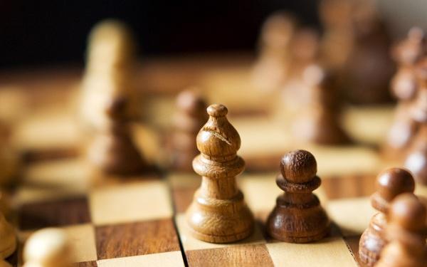 Иллюстрация к статье: Шахматы продаж, или Поединок, которого не было