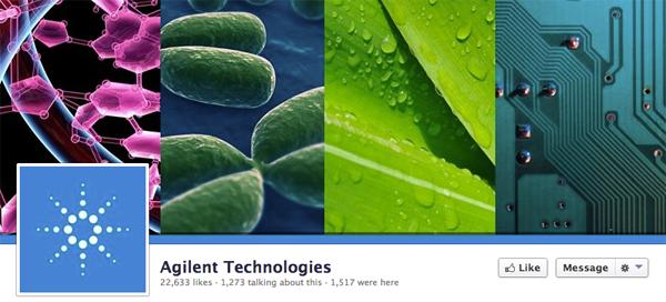1. Agilent Technologies