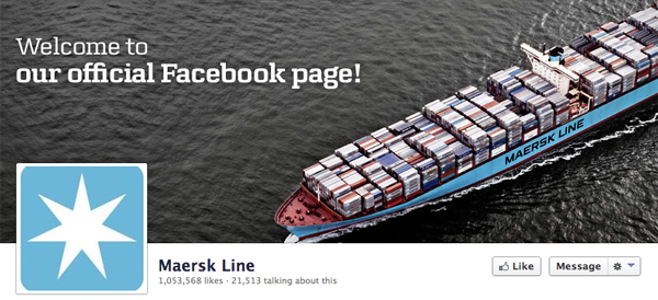 2. Maersk Line