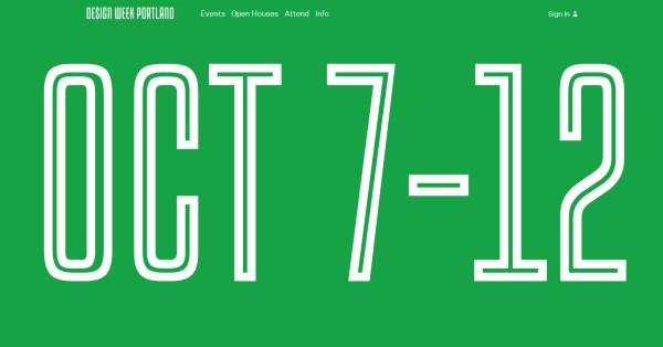 15. Design Week Portland