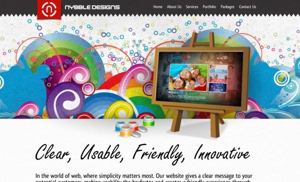 25. Nybble Designs