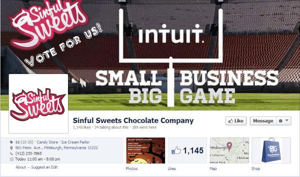 Sinful Sweets Chocolate Company