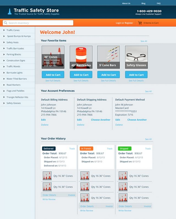 TrafficSafetyStore