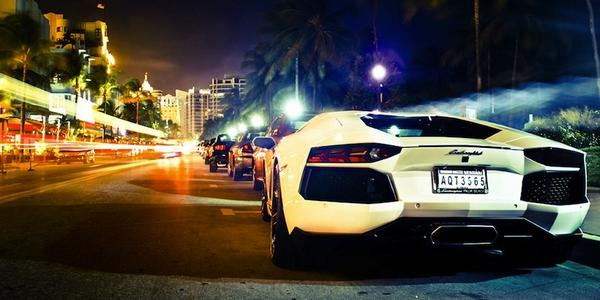 Lamborghini Aventadors