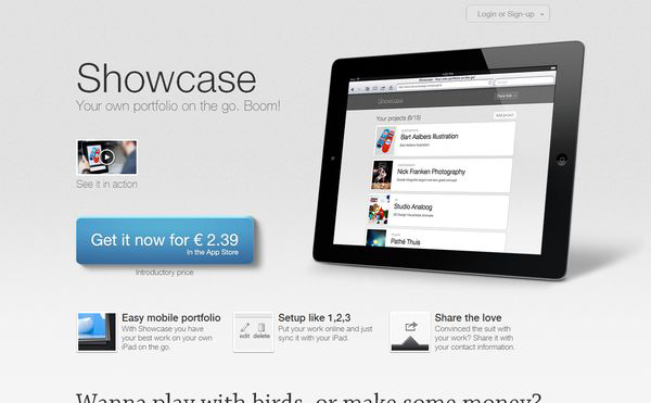 Showcaseapp