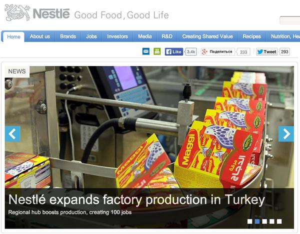 2. Nestlé S.A.