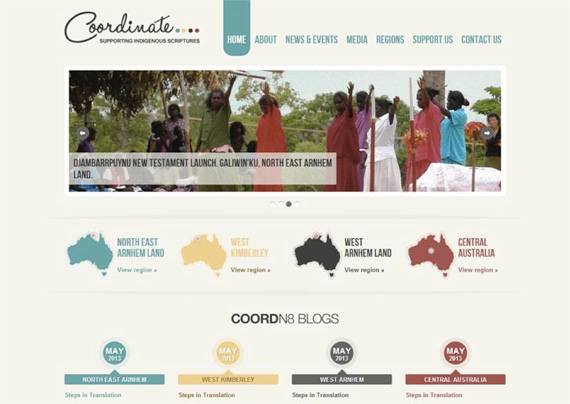 Coordinate.org.au
