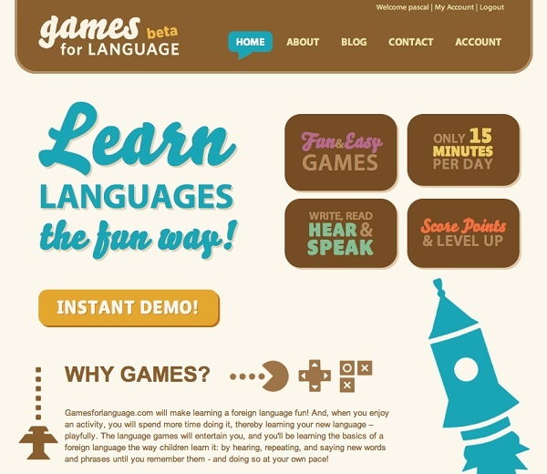 GamesForLanguage