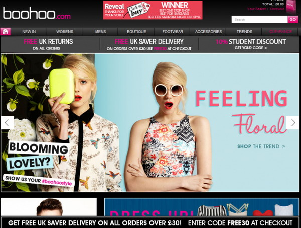 online магазин одежды