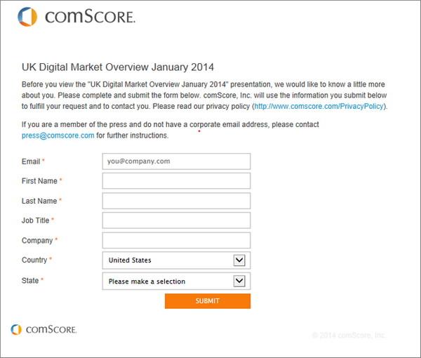 Аналитическое агентство comScore