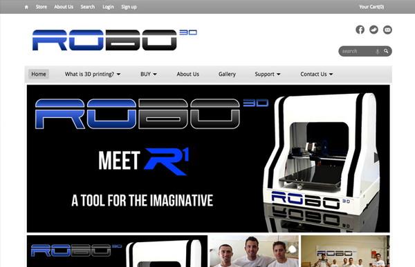 robo3dprinter.com