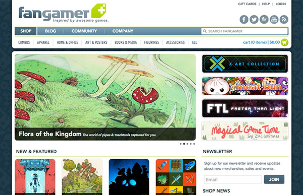 fangamer.net