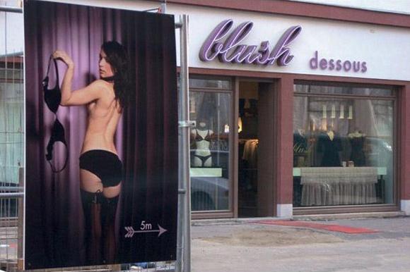 Blush Dessous