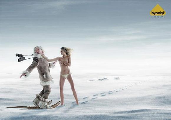8. Bynolyt Binoculars: Eskimo