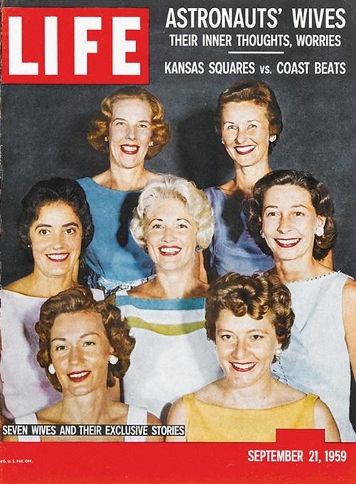 Обложка журнала Life