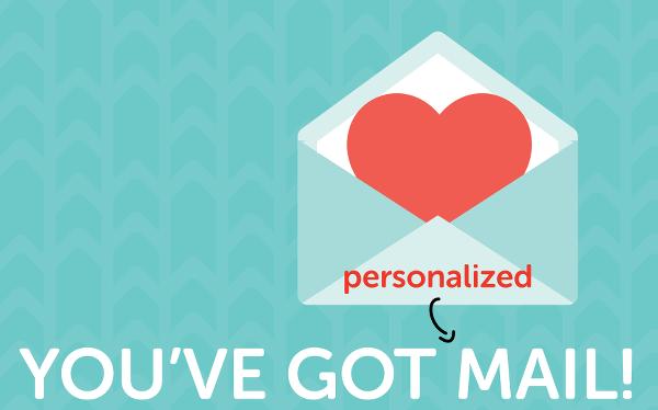 Иллюстрация к статье: Что такое персонализированный email-маркетинг?