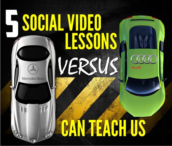 Иллюстрация к статье: 5 уроков видеомаркетинга от Mercedes и Audi