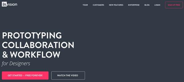 minimalist website design