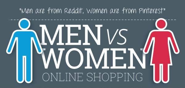 Иллюстрация к статье: Гендерный аспект онлайн-шоппинга