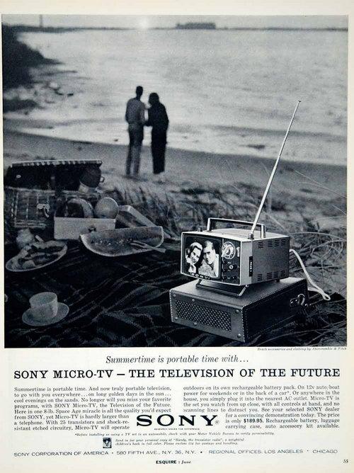Sony Micro-TV 2