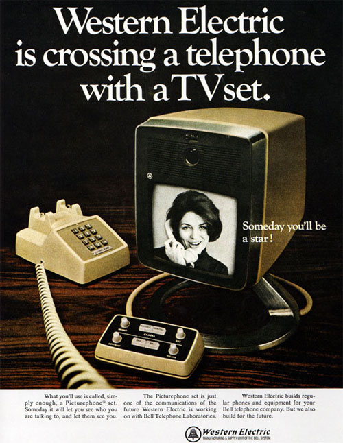 Western Electric Picturephone