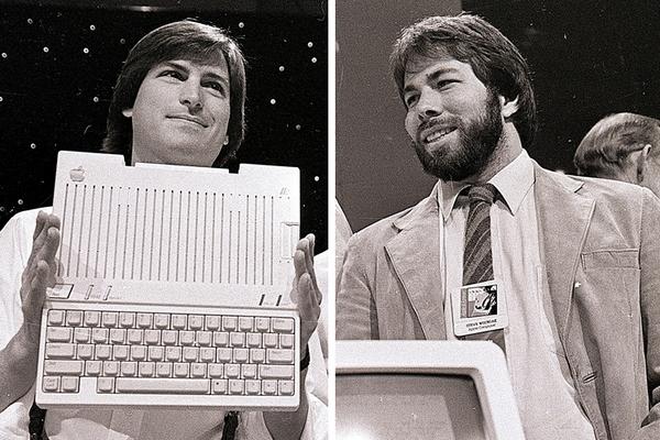 Иллюстрация к статье: Короткое интервью с легендарным сооснователем Apple Стивом Возняком