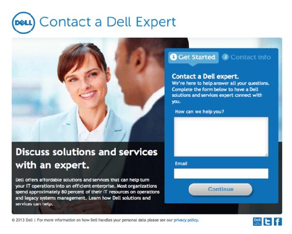 компании Dell