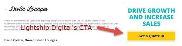 CTA или Призыв к действию