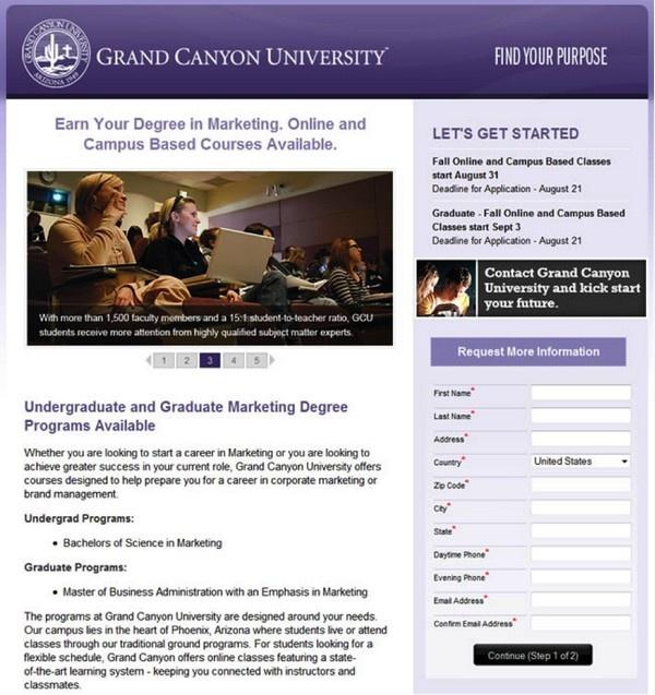 Университет Гранд Каньон