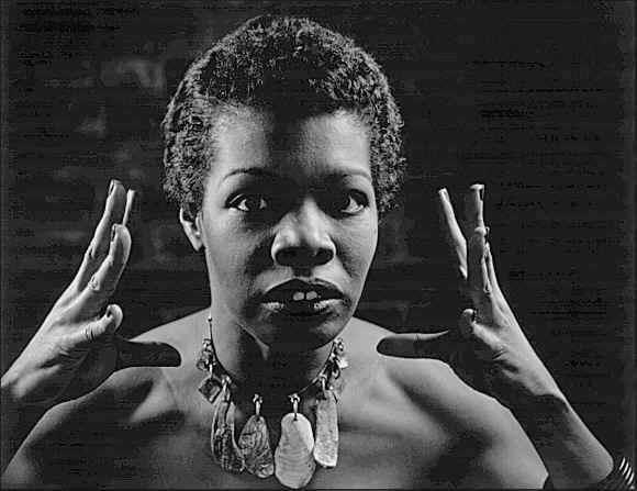 Майя Энджелоу (Maya Angelou)