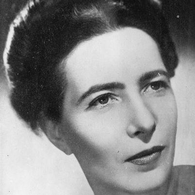 Симона де Бовуар (Simone de Beauvoir)