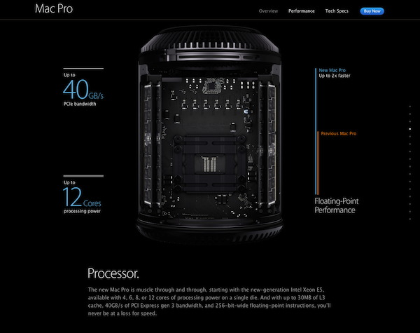 Apple — Mac Pro