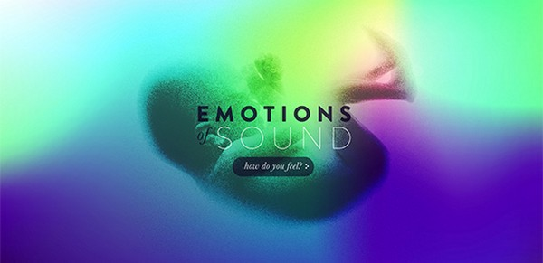 Эмоции и звуки