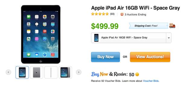 Иллюстрация к статье: Cекреты оптимизации продаж online-аукционов или Как продать iPad за 4000$?