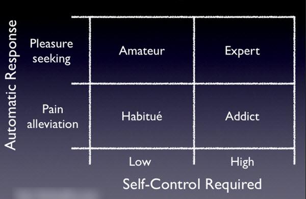 Матрица моделей поведения