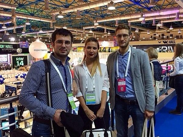 Иллюстрация к статье: LPgenerator на Russian Interactive Week 2014