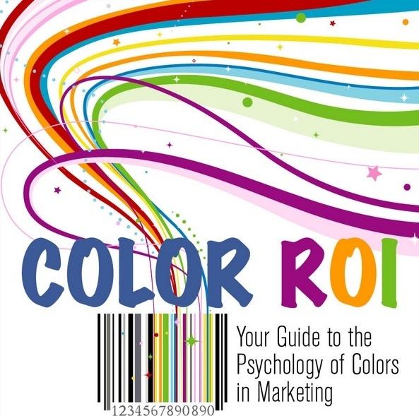 Иллюстрация к статье: Какого цвета ваш ROI: психология цветового интернет-маркетинга