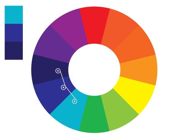 Аналогичные цвета