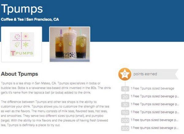 Tpumps Tea Store
