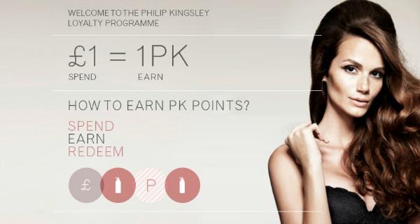 Косметический бренд Philip Kingsley