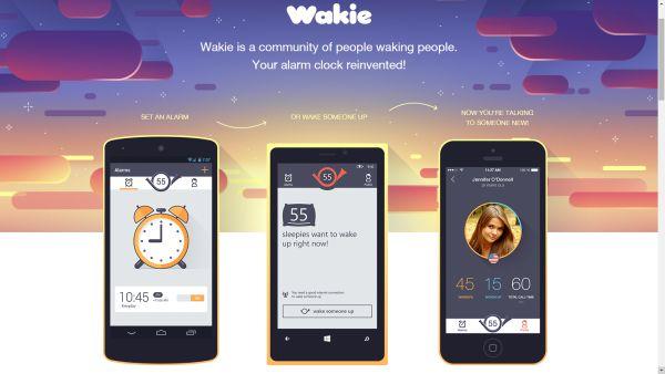 Иллюстрация к статье: Стартап Wakie: как приложение из России «разбудило» страны Запада