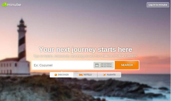 Иллюстрация к статье: Стартап Minube: новый социальный опыт для путешественников