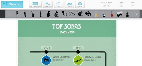 Easel.ly — сервис для создания инфографик