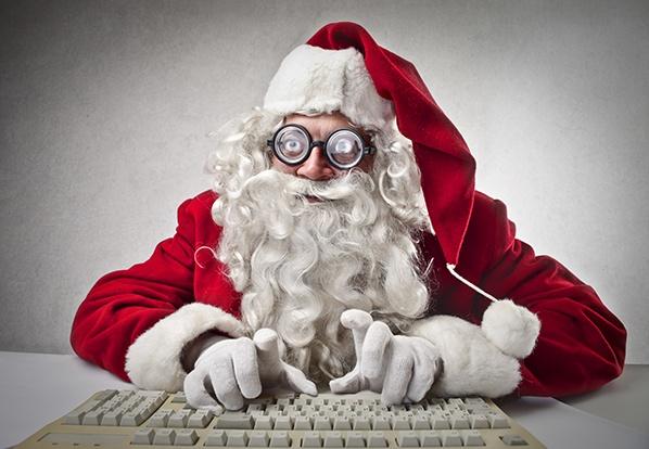 Иллюстрация к статье: Распорядок работы технической поддержки LPgenerator на Новогодние праздники