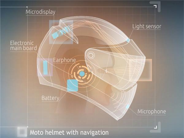 Иллюстрация к статье: Стартап Livemap: smart-шлем для мотоциклистов от российской компании