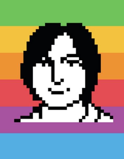 Иконка Стива Джобса