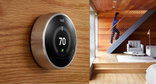 Nest — обучаемый термостат
